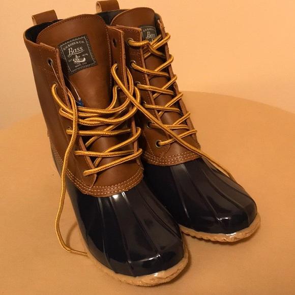 8ccfbd5f6a2 G.H. Bass women Daisy Duck Boot Waterproof NEW